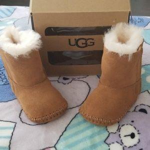 BNWOT baby ugg boots